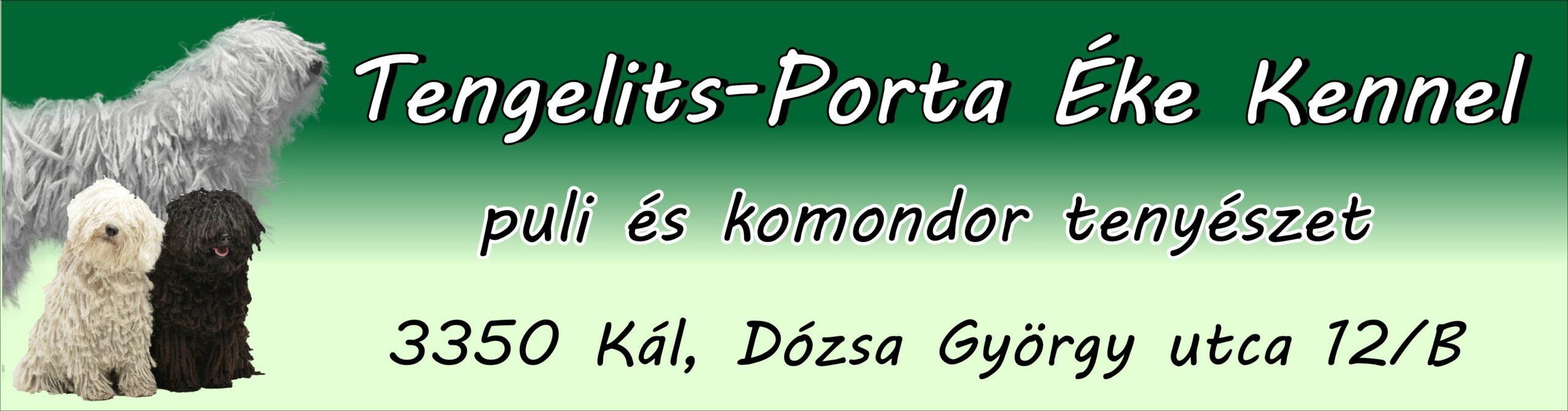Tengelits-Porta Éke Kennel